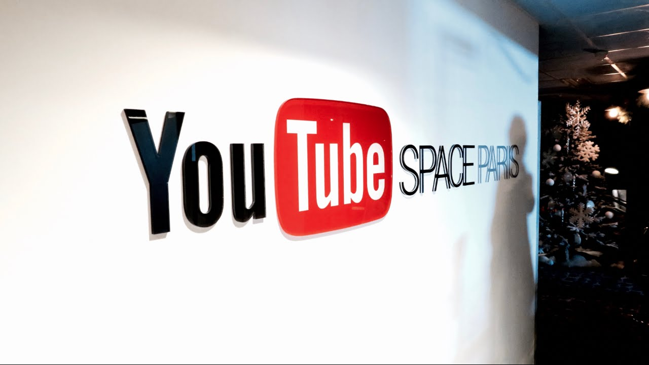 youtube space paris anniversaire