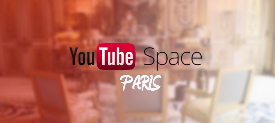 youtube space paris elysee