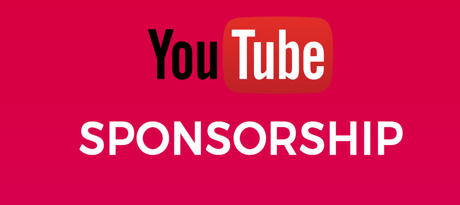 youtube sponsorship live